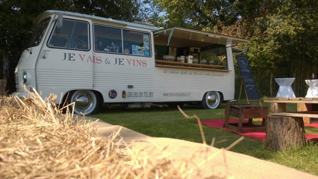 bar a vins seminaire wine truck