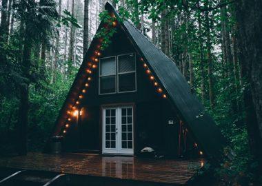 chalet de camping