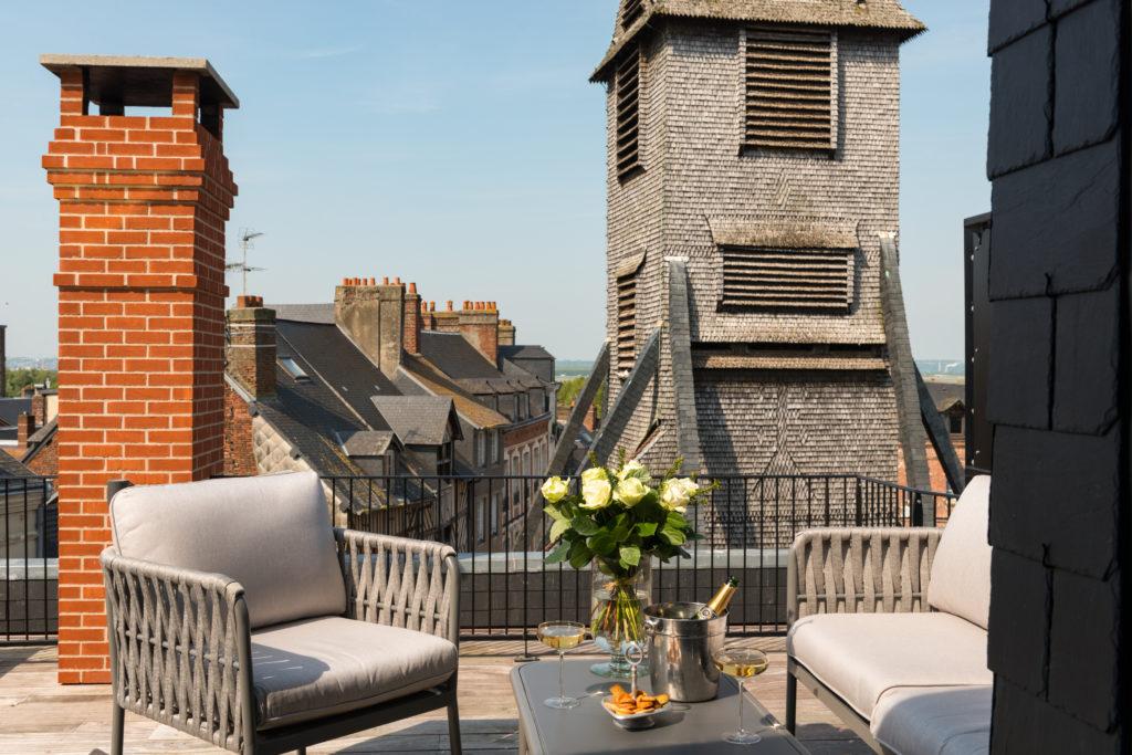 Rooftop Les Maisons de Léa