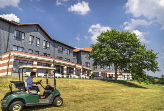 Un golf-hôtel dans le Nord
