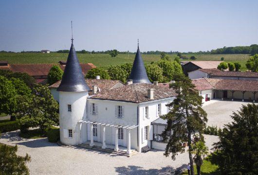 Un domaine viticole près de Bordeaux
