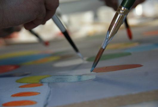 team building créative pour un séminaire