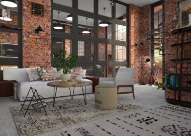loft maison d'affaires appartement