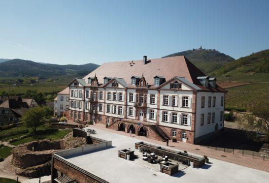 Un hôtel au cœur des Vignes du Grand Est