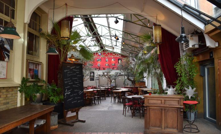 Une soirée d'entreprise à Paris