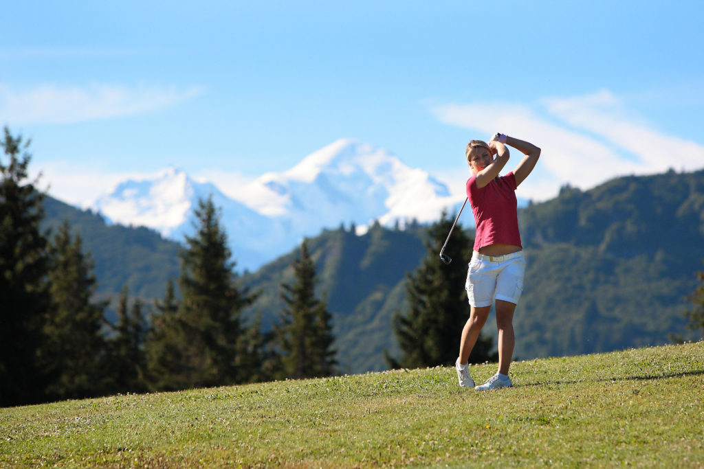 séminaire sportif golf