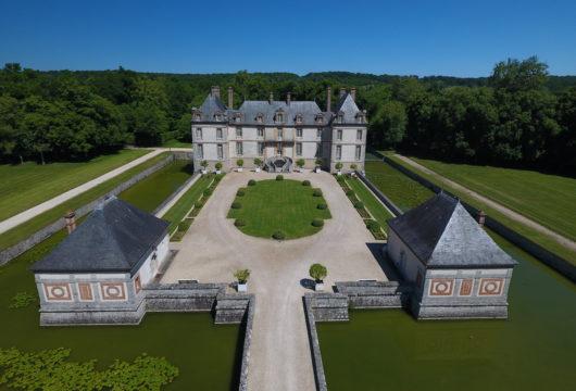 Un séminaire au vert dans un château