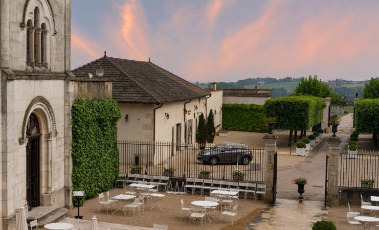 Un séminaire dans un château à Lyon