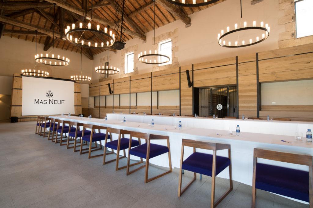 Une salle de conférence unique en Occitanie