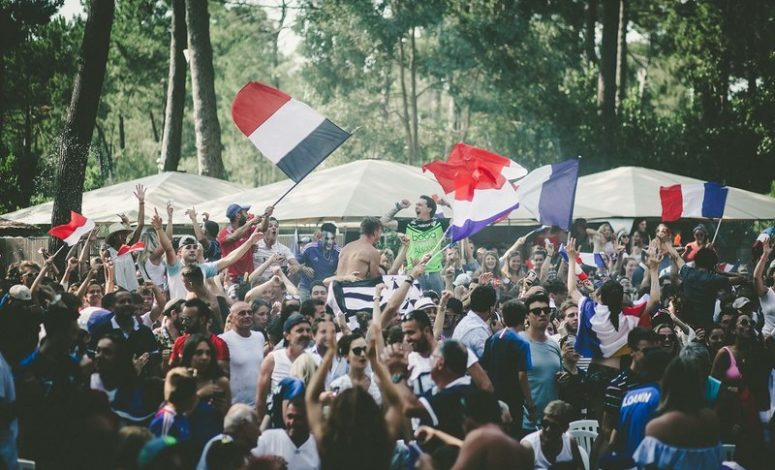 Un événement au Cap Ferret