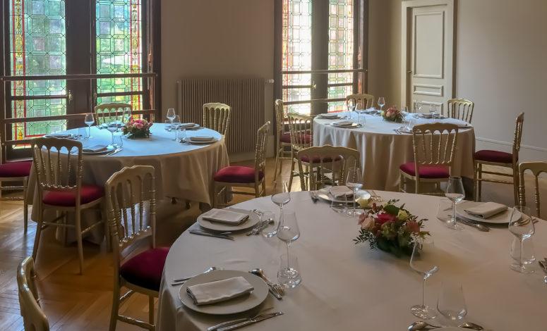 palais, séminaire, vue aérienne, royal, séminaire, événement, nord, Normandie, France, restaurant