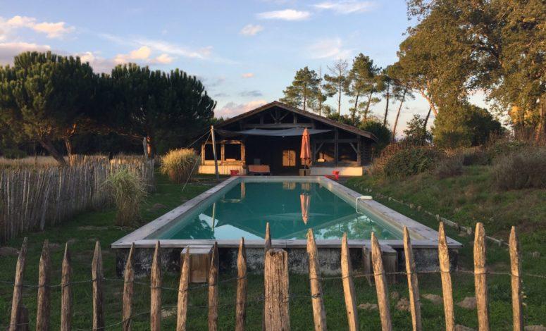 Séminaire au vert avec piscine