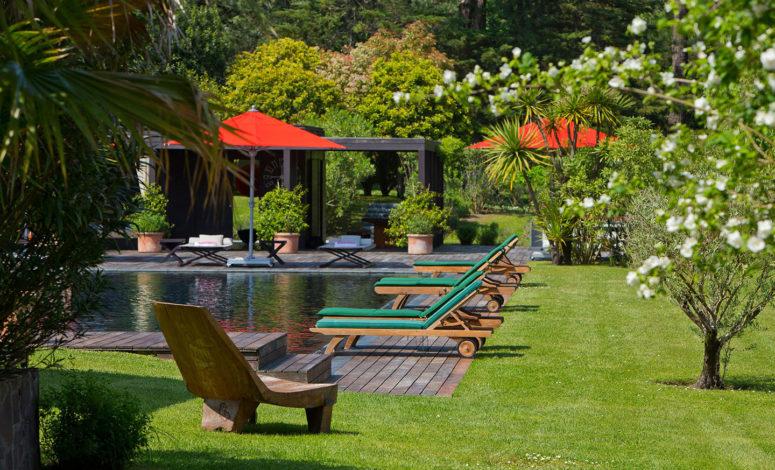 villa privée avec piscine Biarritz