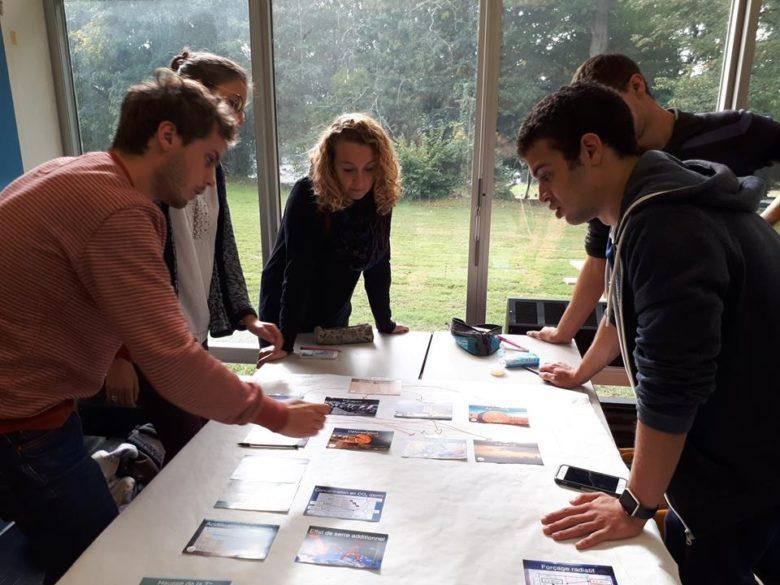 fresque, activité, teambuilding, ecoresponsable, environnement