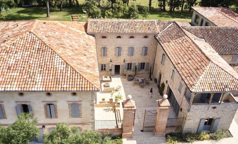 Un séminaire près de Toulouse
