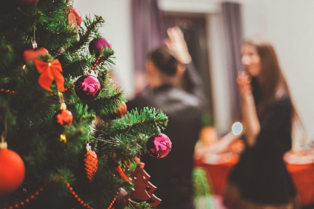 Christmas party d'entreprise