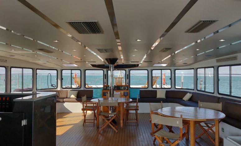 Séminaire La Rochelle sur bateau