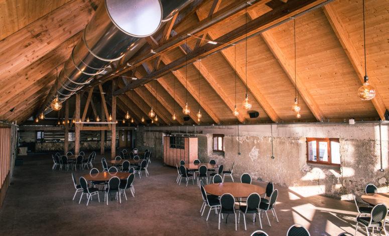salle de réunion atypique Nantes