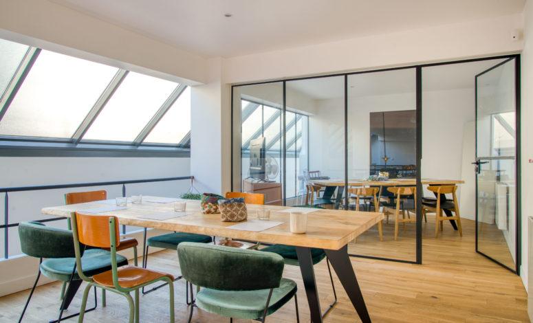 Une salle de réunion atypique à Paris
