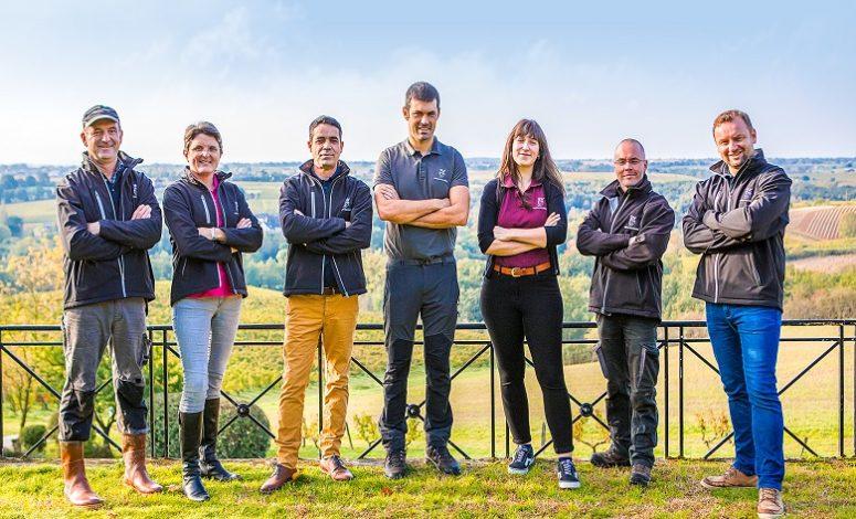 Une équipe pour votre séminaire en Anjou