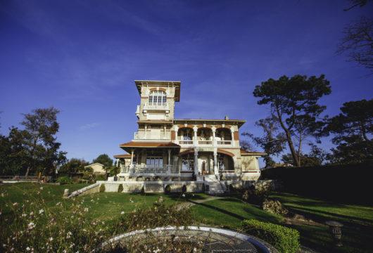 Une villa à privatiser près d'Arcachon