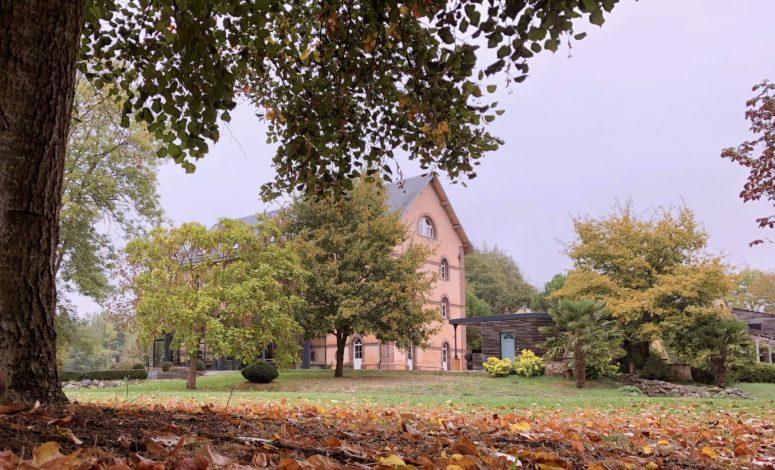 Le Moulin du Pley à l'automne