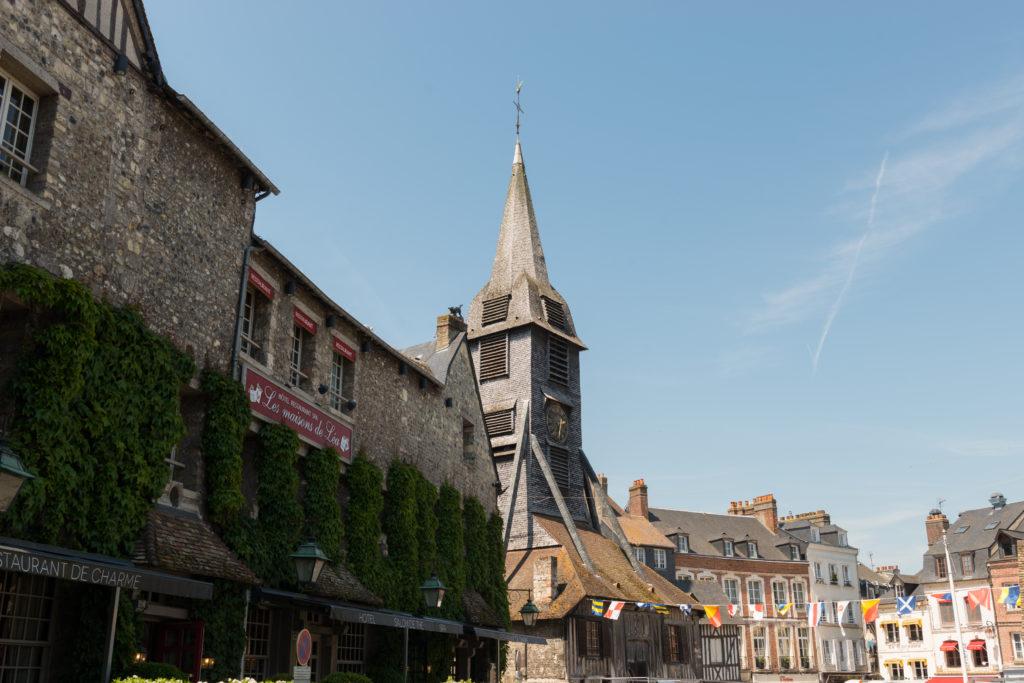 Un séminaire en Normandie