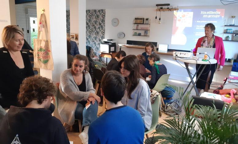 séminaire urbain à Rennes