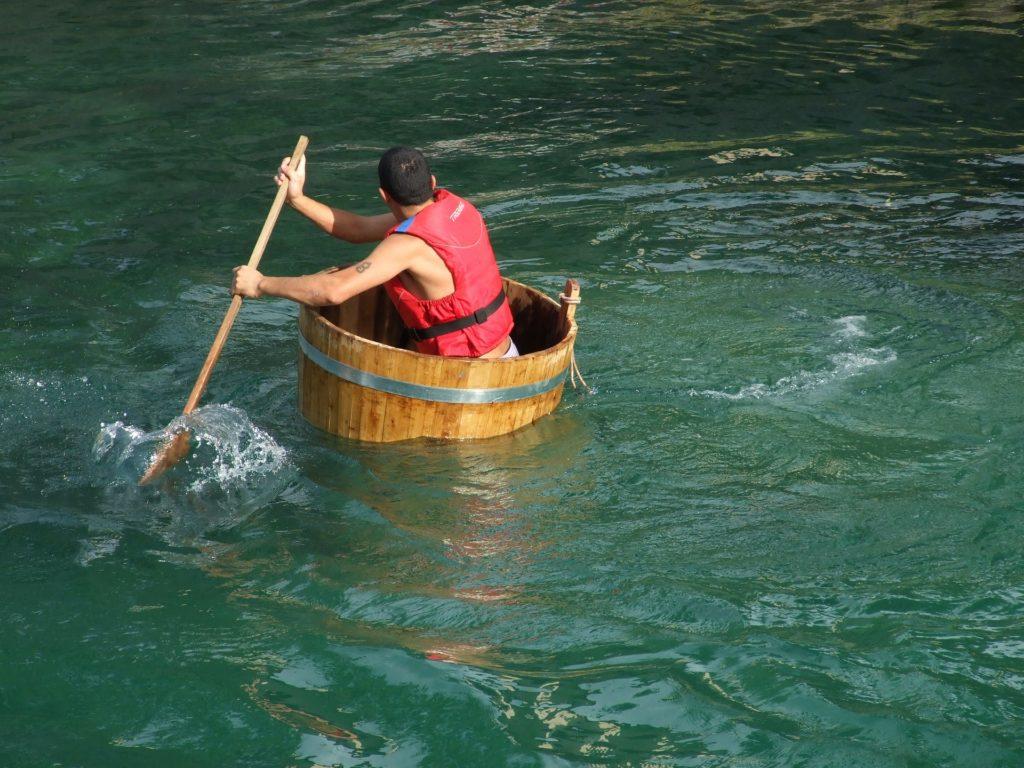 activité aquatique séminaire