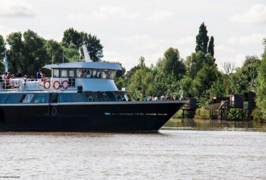 Un bateau croisière pour vos événements à Nantes