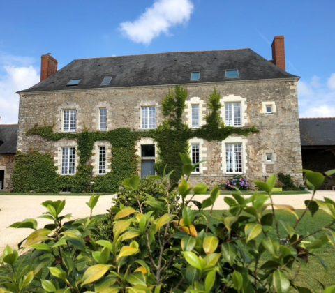 Séminaire dans un chateau Nantes