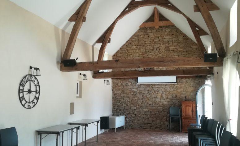 Séminaire dans un chateau proche de Nantes