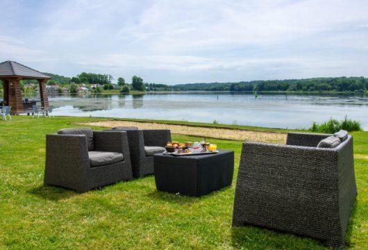 Un golf-hôtel près de Reims