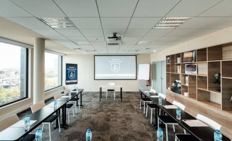 Salle de réunion atypique Paris