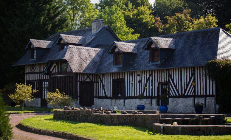 Un séminaire au vert en Normandie