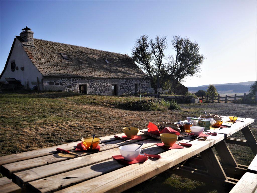 Un team-building culturel dans l'Aubrac dans l'Aveyron