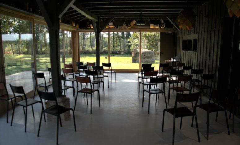 Un séminaire landes réunion au vert canopée des landes