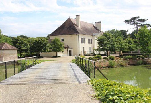 Un eco-domaine au coeur de la Bourgogne