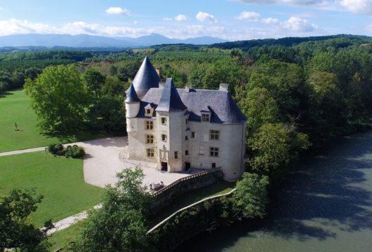 Un prestigieux Château proche de Toulouse
