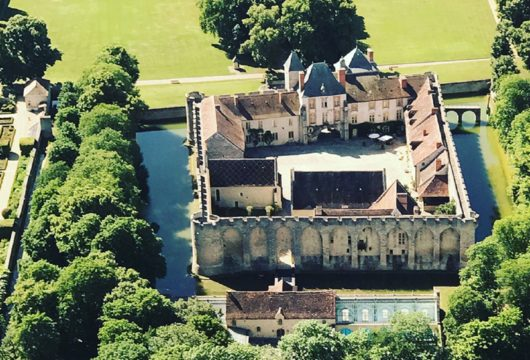 Château de prestige aux portes de Versailles