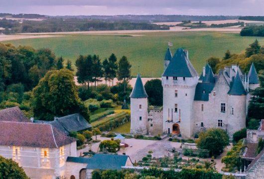 Château eco-responsable en Touraine