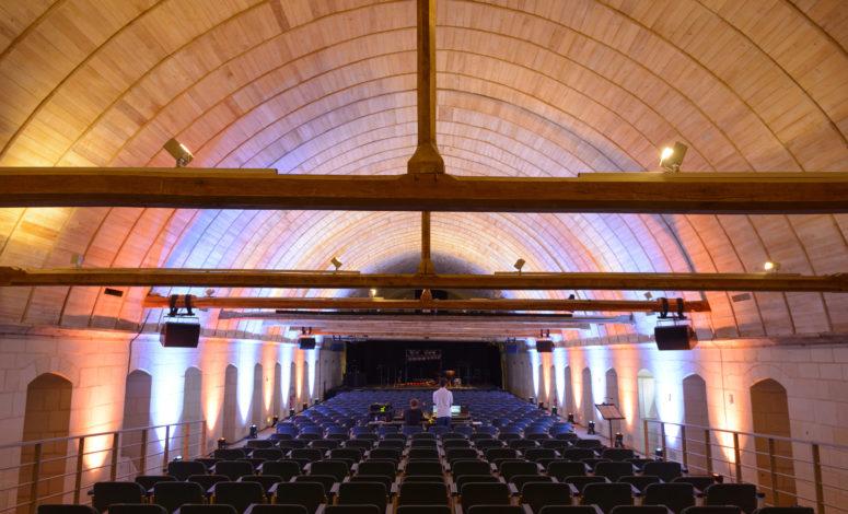 Auditorium Fontevraud pour conférence