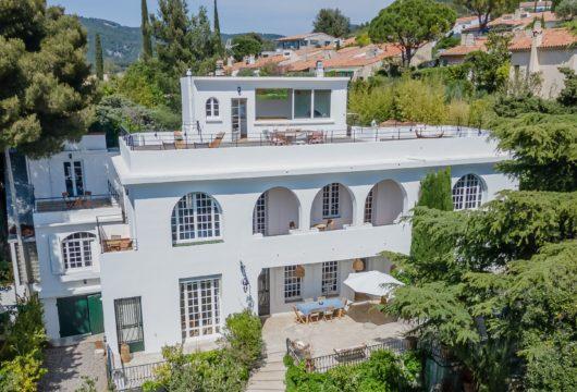 Maison bohème chic proche de Marseille