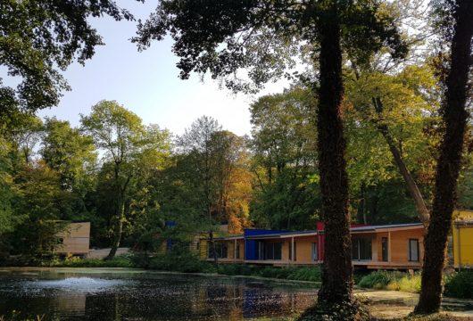 Lodges 4* proche de Metz