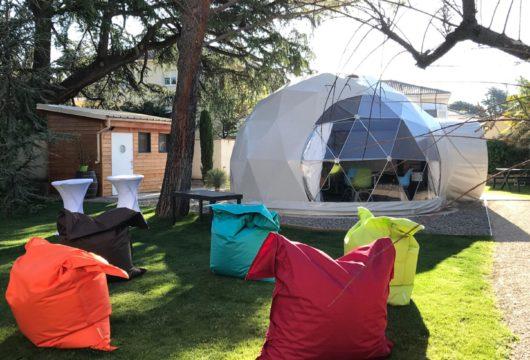Une bulle privatisable en Drôme