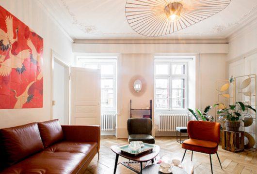 Un appartement privatisable à Strasbourg